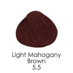5.5 lightmahoganybrown